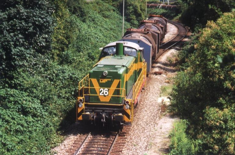 DE 26 im Juli 1999 in Dortmund Körne (Foto: Frank Seebach)